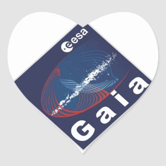 GAIA HEART STICKER