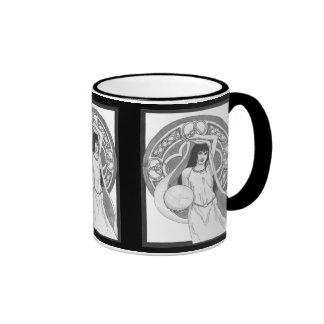 Gaia Is Coming Ringer Coffee Mug
