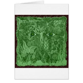 Gaia Mind of Nature Card