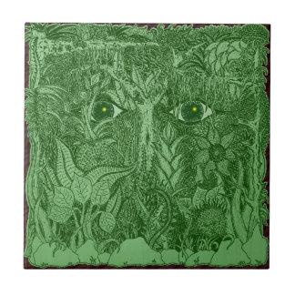 Gaia Mind of Nature Ceramic Tile