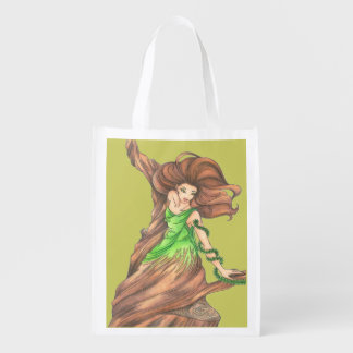 Gaia - Mother Earth Reusable Grocery Bag