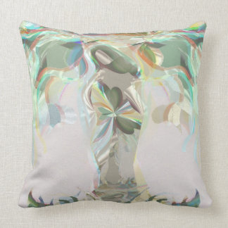 Gaia (Mother Earth) Throw Pillow
