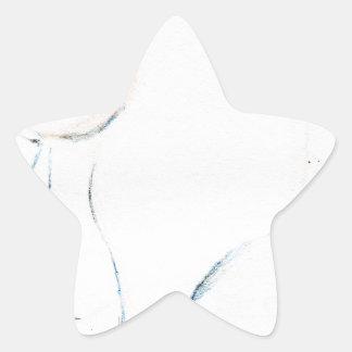 Gaia obligada colcomanias forma de estrella