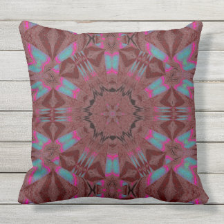 "Gaia's Garden 105 SDL Throw Pillows 20"" x 20"""