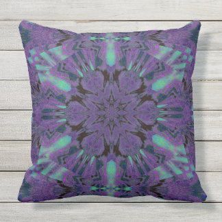 "Gaia's Garden 120 SDL Throw Pillows 20"" x 20"""