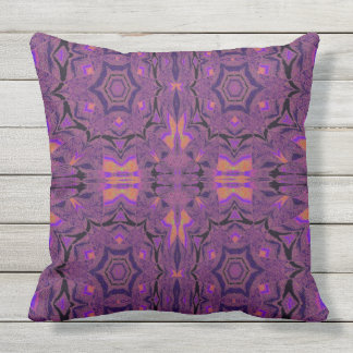 "Gaia's Garden 124 SDL Throw Pillows 20"" x 20"""