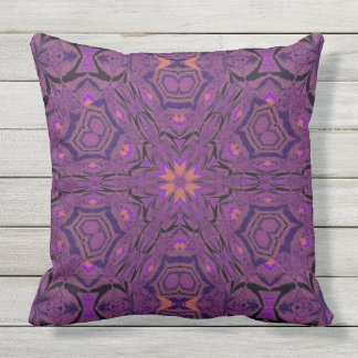 "Gaia's Garden 126 SDL Throw Pillows 20"" x 20"""