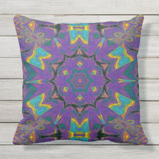 "Gaia's Garden 145 SDL Throw Pillows 20"" x 20"""