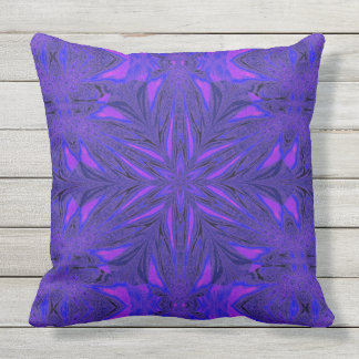 "Gaia's Garden 164 SDL Throw Pillows 20"" x 20"""
