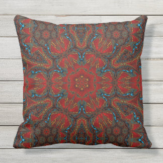 "Gaia's Garden 175 SDL Throw Pillows 20"" x 20"""