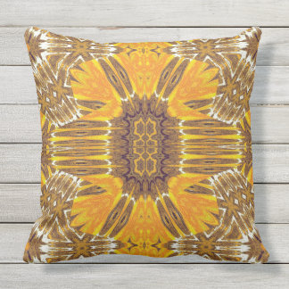 "Gaia's Garden 213 SDL Throw Pillows 20"" x 20"""