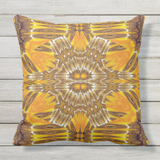 "Gaia's Garden 215 SDL Throw Pillows 20"" x 20"""