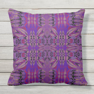 "Gaia's Garden 236 SDL Throw Pillows 20"" x 20"""