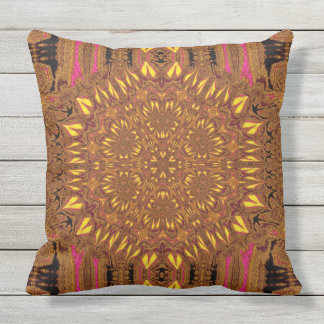 "Gaia's Garden 249 SDL Throw Pillows 20"" x 20"""
