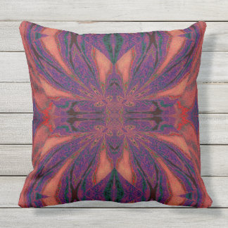 "Gaia's Garden 24 SDL Throw Pillows 20"" x 20"""