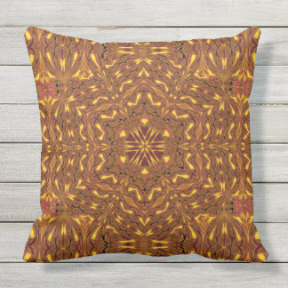 "Gaia's Garden 252 SDL Throw Pillows 20"" x 20"""
