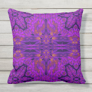 "Gaia's Garden 286 SDL Throw Pillows 20"" x 20"""