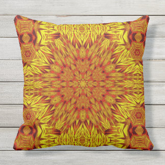 "Gaia's Garden 296 SDL Throw Pillows 20"" x 20"""