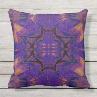 "Gaia's Garden 38 SDL Throw Pillows 20"" x 20"""