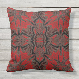 "Gaia's Garden 53 SDL Throw Pillows 20"" x 20"""