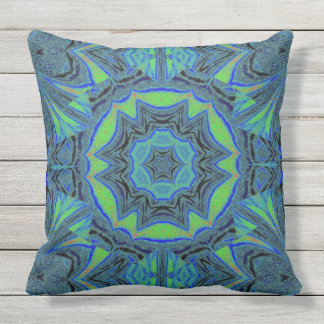 "Gaia's Garden 64 SDL Throw Pillows 20"" x 20"""