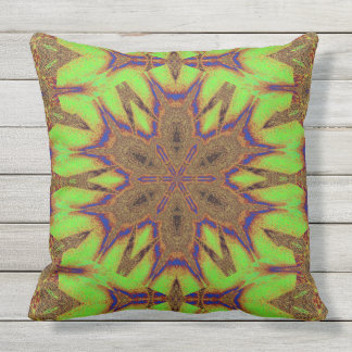 "Gaia's Garden 74 SDL Throw Pillows 20"" x 20"""