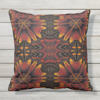"Gaia's Garden 87 SDL Throw Pillows 20"" x 20"""