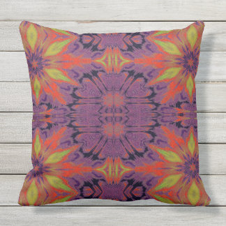 "Gaia's Garden 93 SDL Throw Pillows 20"" x 20"""