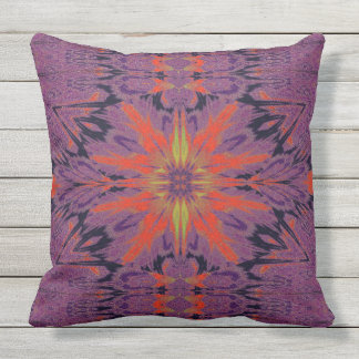 "Gaia's Garden 95 SDL Throw Pillows 20"" x 20"""