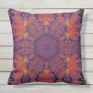 "Gaia's Garden 97 SDL Throw Pillows 20"" x 20"""