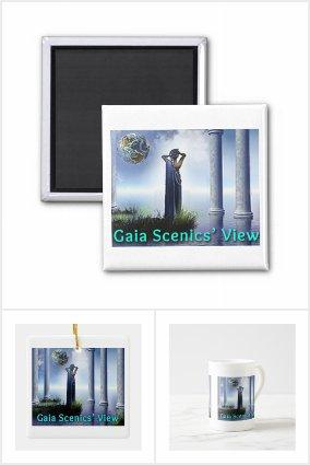 Gaia Scenics View Merchandise Collection