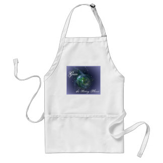 GAIA THE LIVING PLANET ADULT APRON