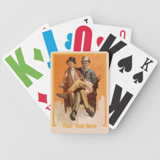 GAIETY custom playing cards