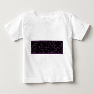Gaiety hexagon design. baby T-Shirt