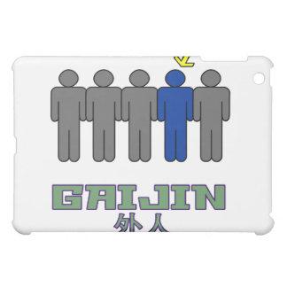 Gaijin con el kanji horizontal - caso del iPad