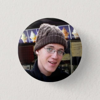 gaijin pinback button