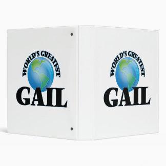 Gail más grande del mundo
