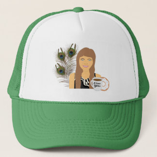 Gail Ohana Donut Trucker Hat
