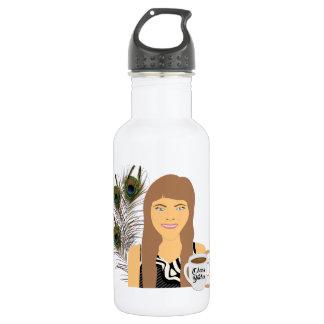 Gail Ohana Donut Water Bottle