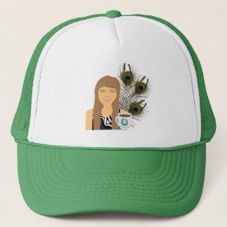 Gail Peacock Trucker Hat