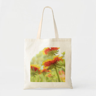 Gaillardia Meadow In The Summer Sun Tote Bag