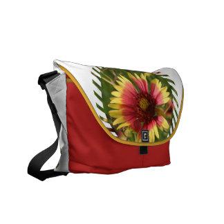 Gaillardia Messenger Bag