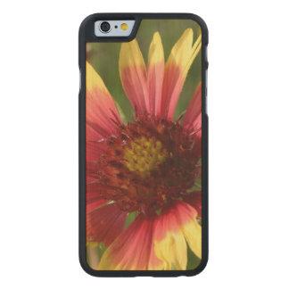 gaillardias-1.jpg carved® maple iPhone 6 case
