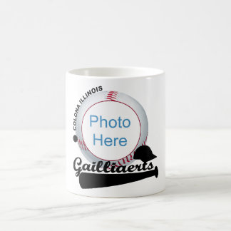 Gailliaerts Softball Colona Illinois Coffee Mug