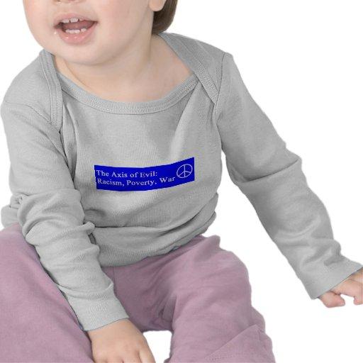 gail's peace design t shirt