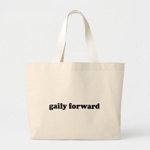 GAILY FORWARD TOTE BAGS
