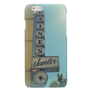 Gaines Jeweler Glossy iPhone 6 Case