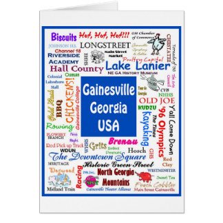 Gainesville card