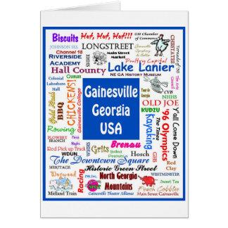 Gainesville card