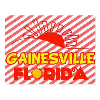 Gainesville, Florida Post Card